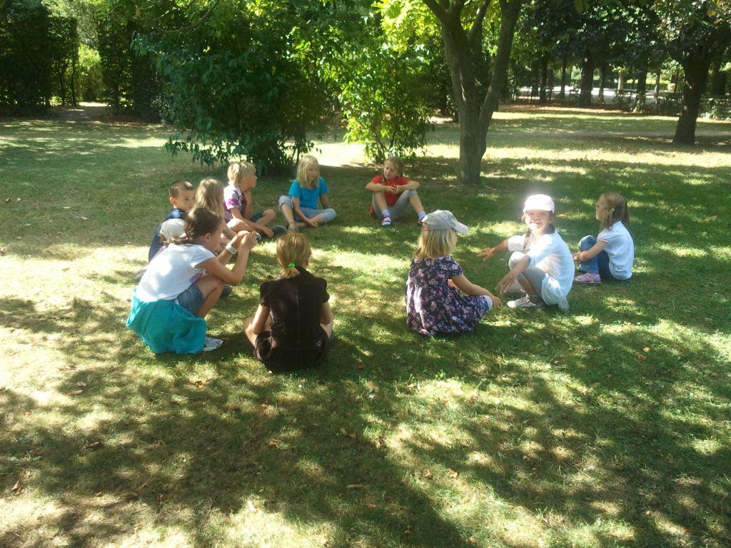 Englisch Feriencamp in Wien 2014  LETA
